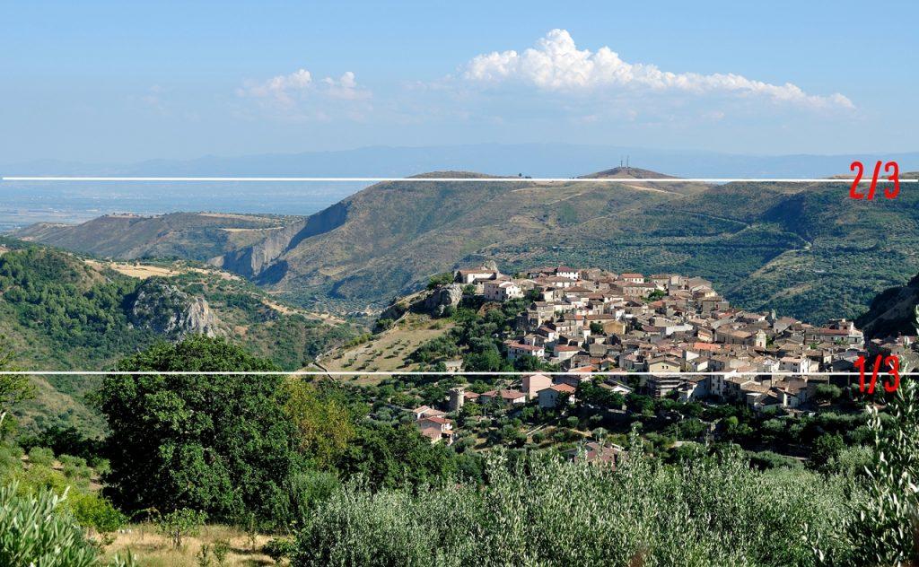 Civita Fotografia krajobrazowa
