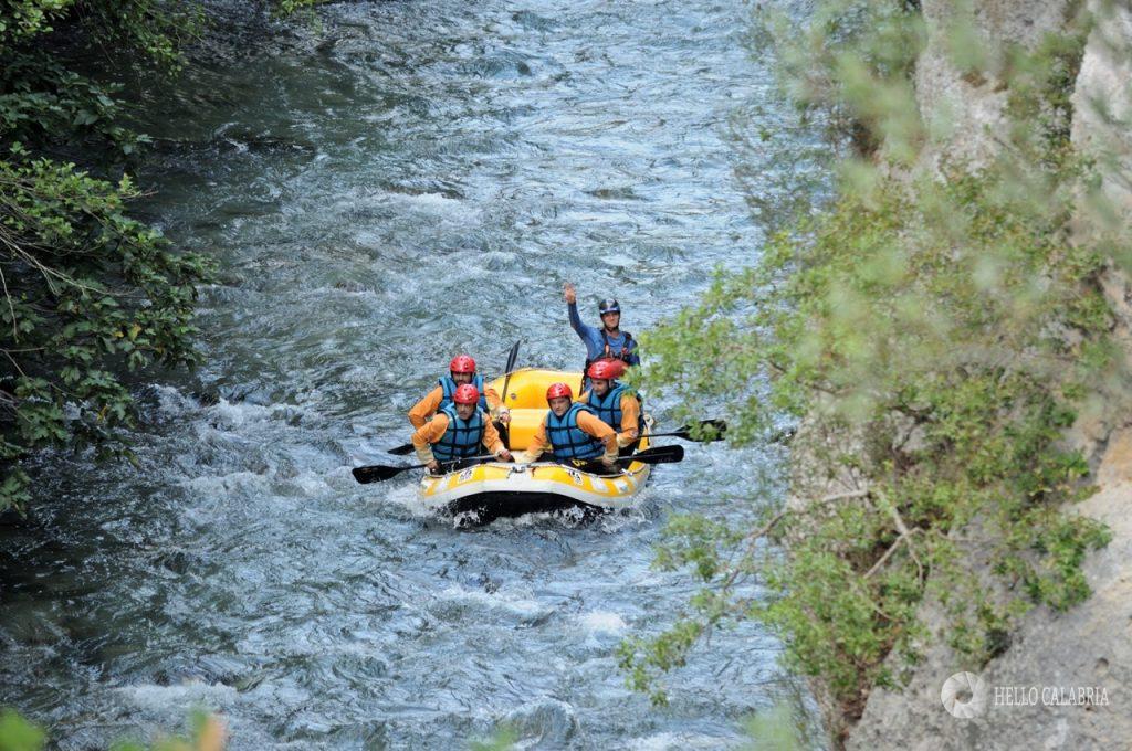 Rafting na rzece Lao - Aneta Ozonek