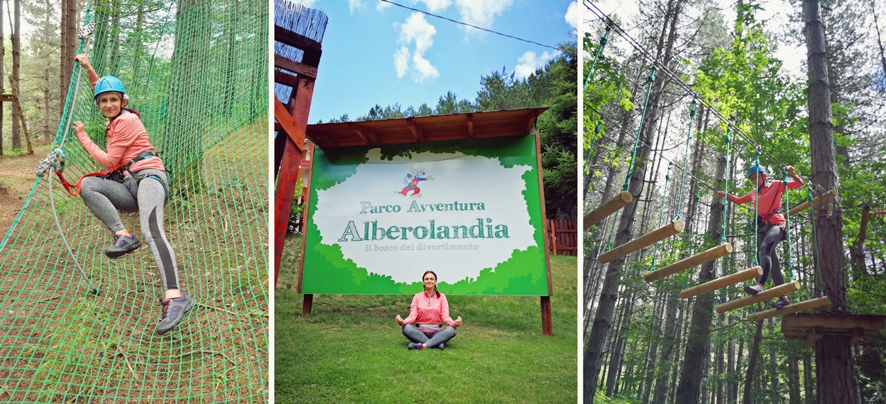 Alberolandia - Sila Piccola