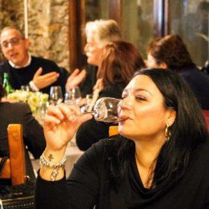Sommelier Giulia Cosenza