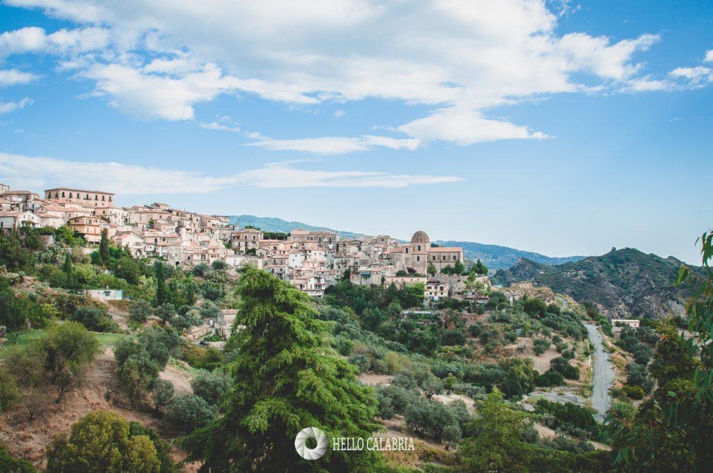 Stilo miasteczko w Kalabrii