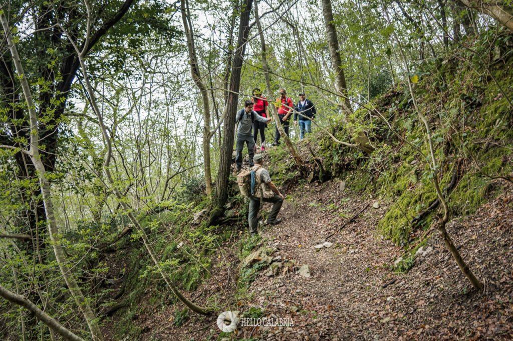 Trekking Monte Tre Pizzi Aspromonte