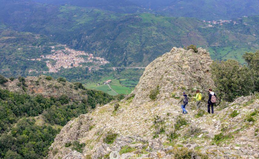 Trekking Monte Tre Pizzi Aspromonte, Antonimina